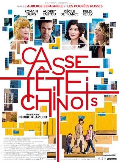 Casse-tête Chinois, Rompicapo a New York – il nuovo film di Cédric Klapisch