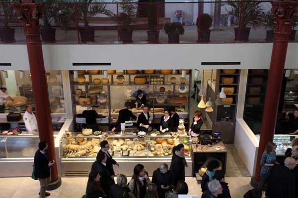 Il Mercato centrale di Firenze si rinnova e diventa gourmet