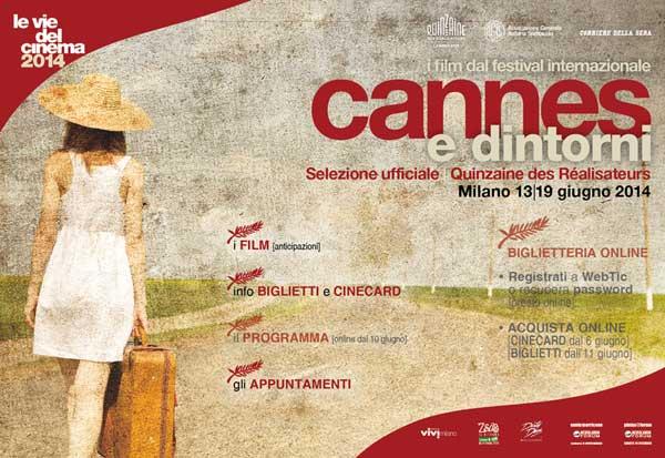 A Milano un po' di Cannes e dintorni