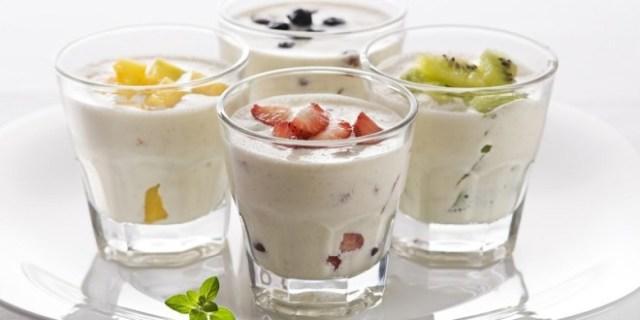 Dieta dello yogurt per sgonfiarsi e dimagrire