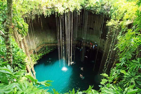 Le piscine naturali più belle del mondo