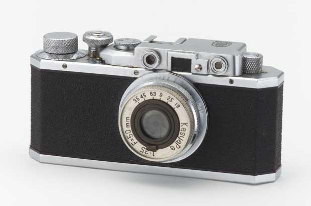Kwanon – la prima fotocamera di Canon compie 80 anni