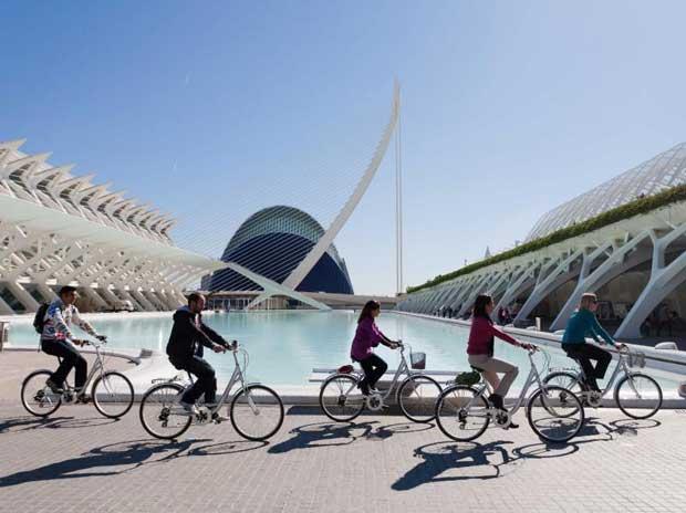 Cosa fare e cosa vedere a Valencia in bicicletta