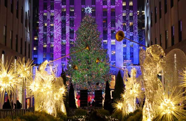 Alberi di Natale più belli del mondo