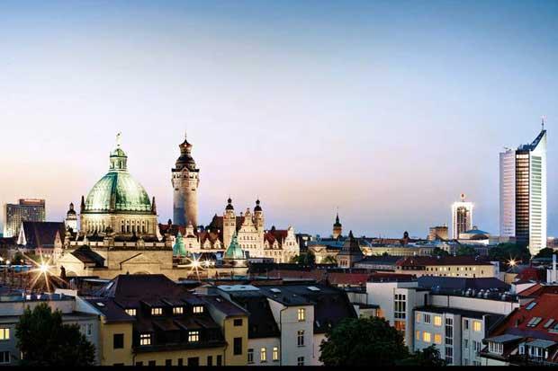 Lipsia festeggia 1000 anni con stile