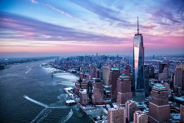 Il Nuovo One World Trade Center di New York