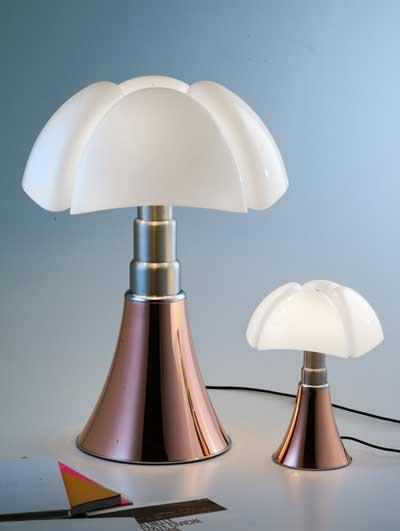 Lampade storiche di design ovvero la luce per arredare