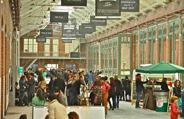 Ad Amsterdam De Foodhallen il nuovo mercato dello street  food