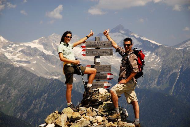 Benessere alpino all'hotel Alte Mühle di Campo Tures in Alto Adige