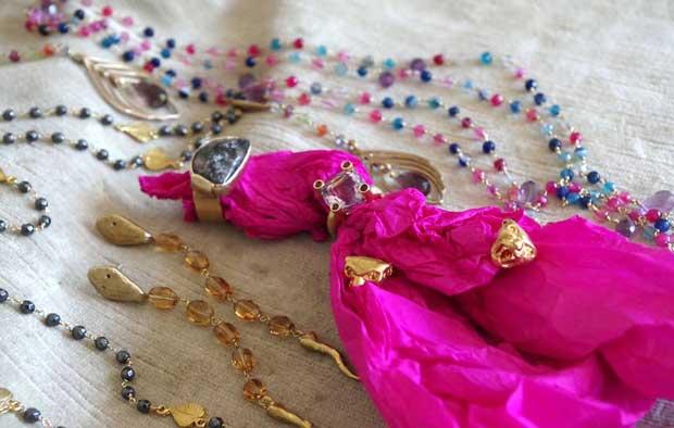 I raffinati bijoux made in Italy di Cristina Serafini Sauli: Matuta gioielli