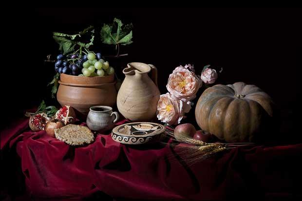 Alle origini del gusto – Il Cibo a Pompei e nell'Italia antica in mostra ad Asti