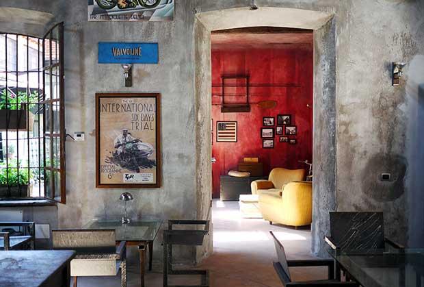 Fonderie Milanesi – aperitivo e brunch di stile a Milano