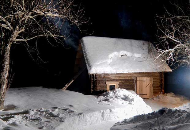 La Smoked Sauna estone Patrimonio Culturale dell'Umanità Unesco