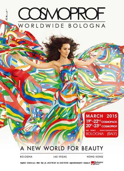 Cosmoprof 2015 – il mondo del beauty si incontra a Bologna