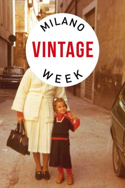 Milano Vintage Week – il vintage di stile da non perdere