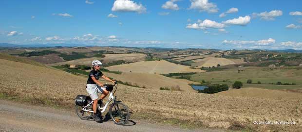Vacanze slow: la Via Francigena in bicicletta