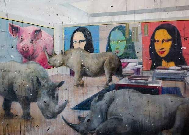 Affordable Art Fair Milano 2015 – la fiera dell'arte contemporanea accessibile