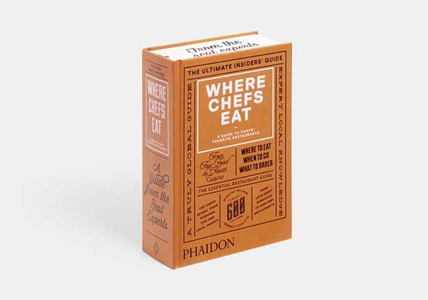 Where Chefs eat – guida ai ristoranti di stile dove mangiano gli chef