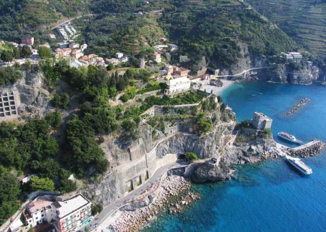 Il Convento dei frati cappuccini di Monterosso al mare è il Luogo del Cuore FAI
