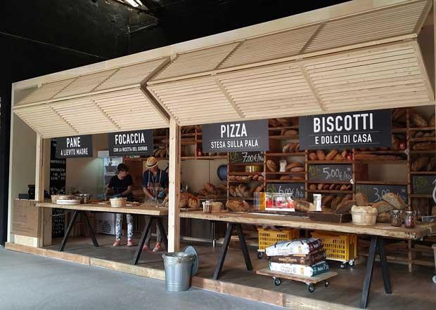 Mercato Metropolitano – Farmer's market a Porta Genova, Milano
