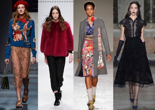 Tendenze moda autunnoinverno 2015 2016: come ci vestiremo