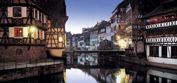 Dieci cose da fare a Strasburgo