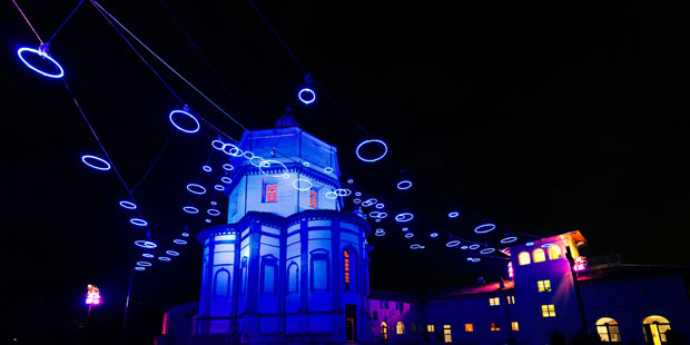 Luci d'artista 2015 a Torino – il festival delle luminarie d'autore