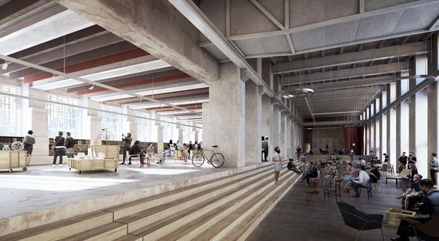 Base Milano: all'ex Ansaldo apre un nuovo polo culturale e creativo