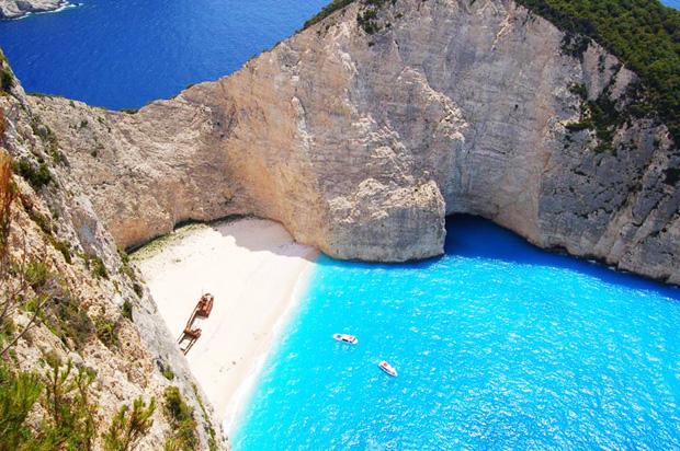 Itinerario crociera in barca a vela e catamarano tra le isole della Grecia Ionica con ITA223