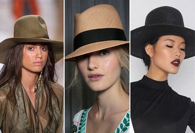 I cappelli per l'estate 2016 – l'accessorio must-have