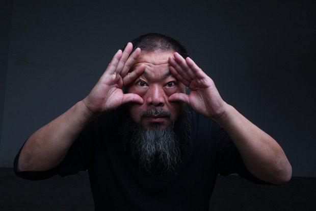 L'artista cinese Ai Weiwei in mostra a Palazzo Strozzi di Firenze