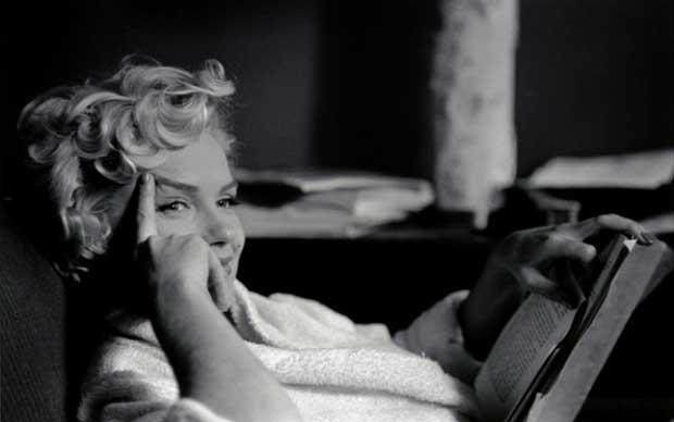 Marilyn Monroe inedita in mostra a Torino