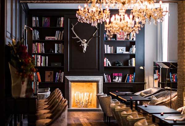 D.O.M  hotel cinque stelle di stile a Roma