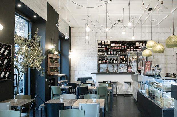 PreTesto bistrot & bottega, la cucina umbra a Milano