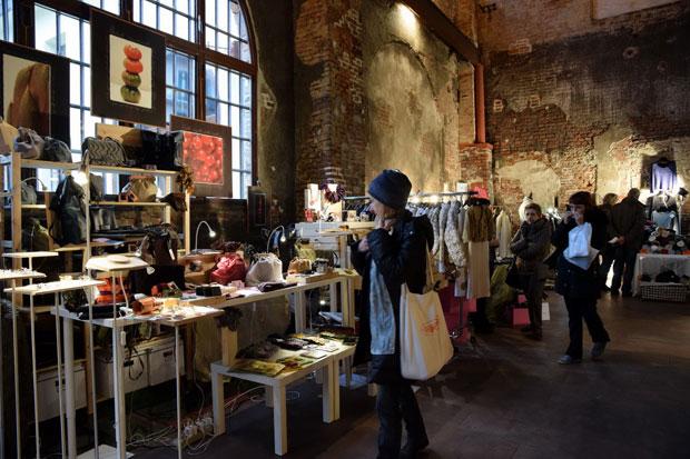 Green Christmas – il mercatino di Natale eco-chic di Milano