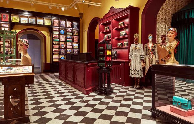 Nuovo Gucci Garden a Firenze: boutique, galleria d'arte e ristorante stellato