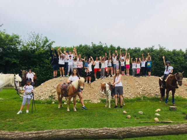 La Bastide – La casa di campagna: maneggio, giochi e divertimento per i più piccoli