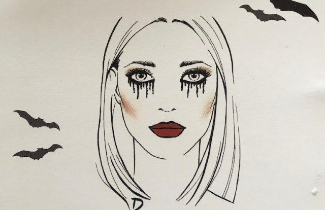Quattro make-up di tendenza per Halloween