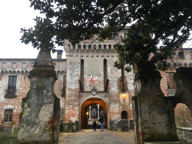 Castelli in Lombardia: il Castello di Padernello