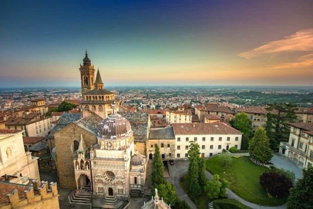 Dieci cose da fare a Bergamo (e provincia)