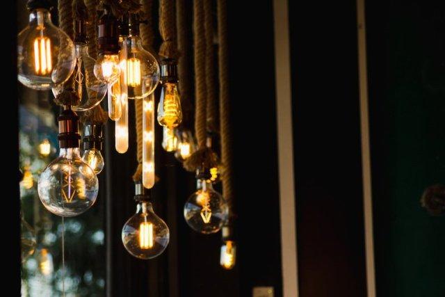 Illuminazione led in stile retrò e vintage