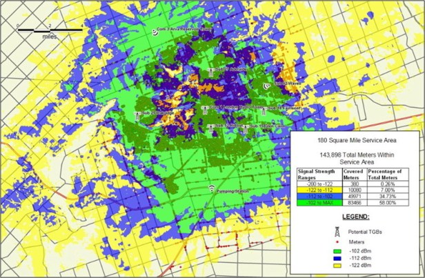 LH Coverage Map