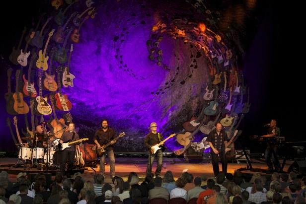 Steve Miller Band performance