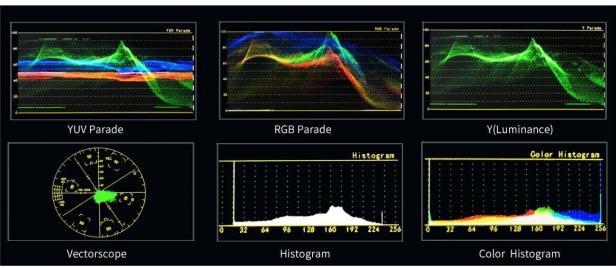 waveform-vector-scope-histogram