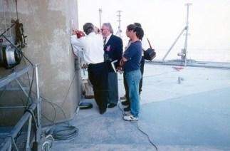 Rooftop Meeting