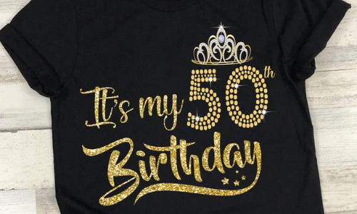 Some Of The Most Amazing 50th Birthday T Shirts T Shirt Printing