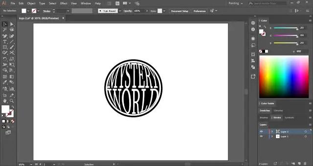 Spyglass Logo Design