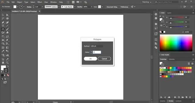 Triquetra Knot in Adobe Illustrator
