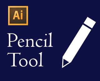 Pencil Tool in Adobe Illustrator