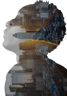 Double Exposure Effect in Adobe Illustrator